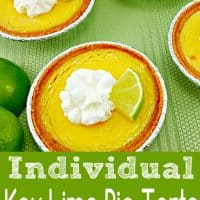 IndividualKey Lime Pies - small batch recipe