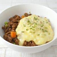 Crockpot Shepherd's Pie for Two Recipe - serves 2