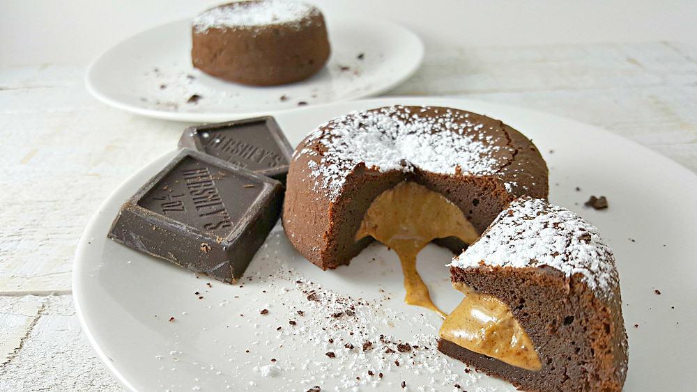 Lava Cake For Two Recipe