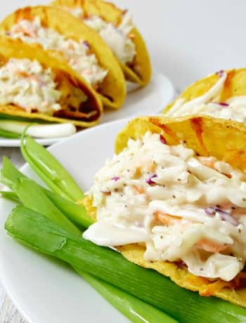 Smoky Pulled Pork Tacos Recipe for Two - easy, quick and delicious!