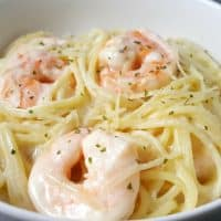 Easy Shrimp Alfredo Recipe