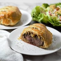 Individual Beef Wellington Recipe for Two - small batch recipe
