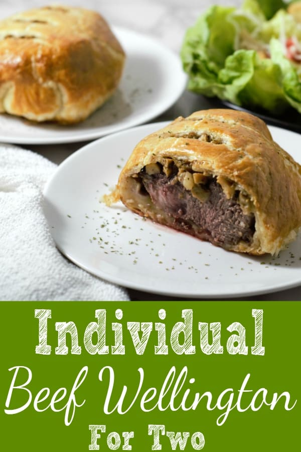 Individual Beef Wellington Recipe for Two