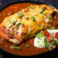 Best Ever Smothered Wet Burritos Recipe