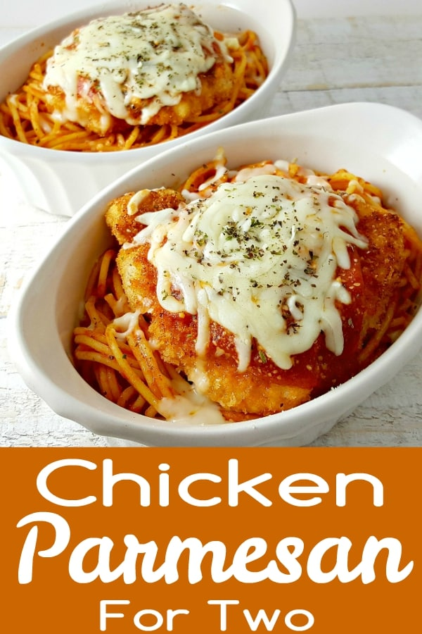 Chicken Parmesan Recipe for Two