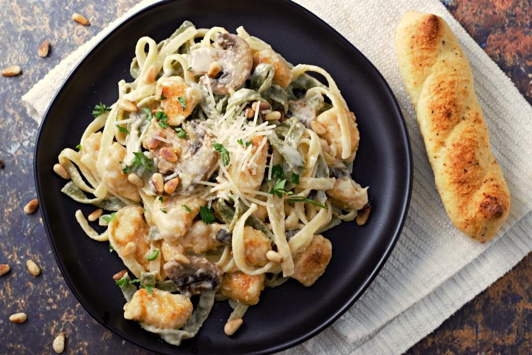 Chicken Fettuccine Michael Recipe