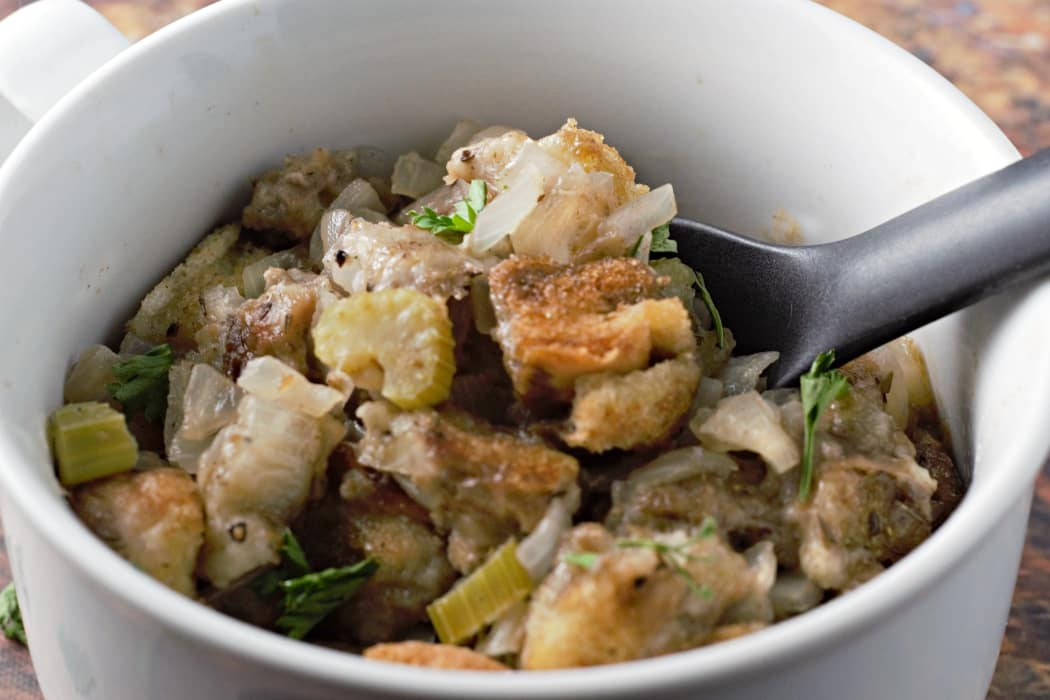 Homemade Stuffing Recipe