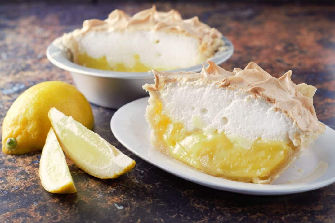 Small Batch Lemon Meringue Pie Recipe