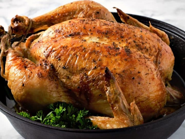 Easy Juicy Roast Chicken Oven Baked Zona Cooks