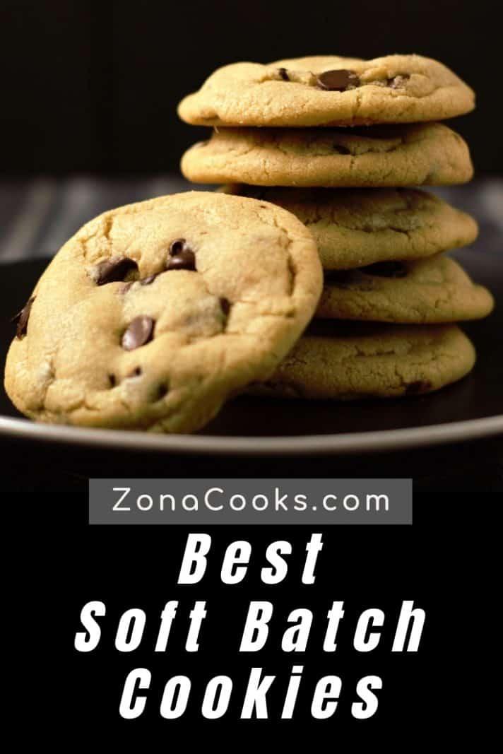 Best Soft Batch Cookies Recipe