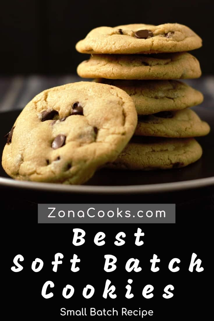 Best Soft Batch Cookies for Two Small Batch Recipe