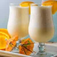 Best Orange Cream Slushes